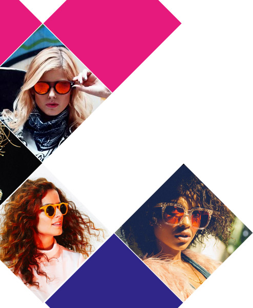 Welcome! We Love Glasses is your daily news feed for eyewear trends.