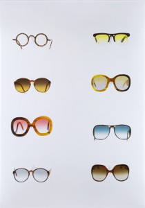 A new concept is born - Hair glasses!