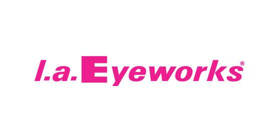 L.A. Eyeworks logo