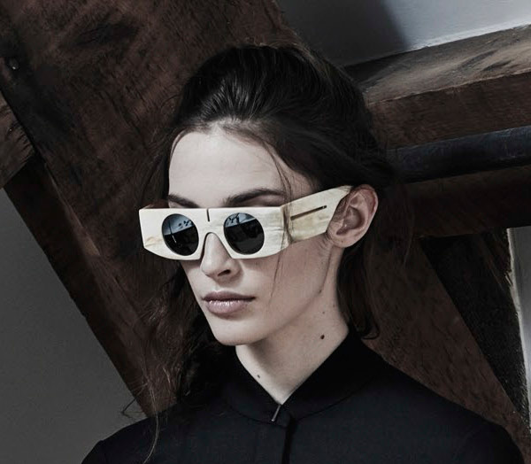 Inaisce Rigards Eyewear Collaboration