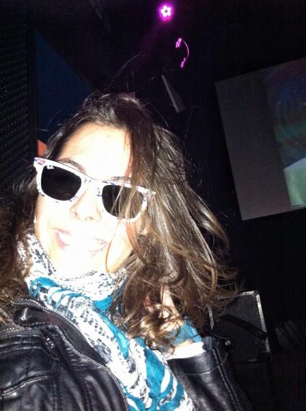I´m crazy! occhiali Ray-ban edizione London ^_^