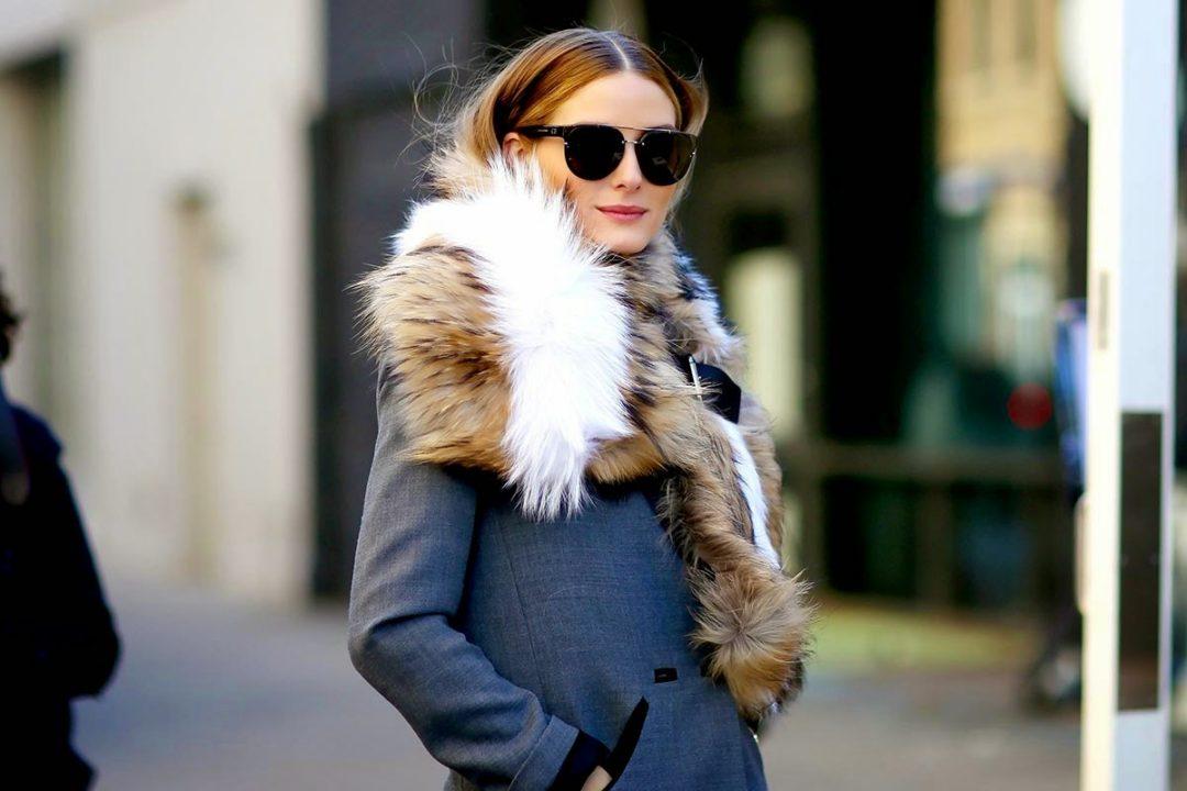 Olivia Palermo Street Style Eyewear