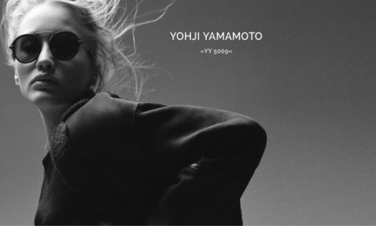 6bf9a9cff41 Launch of Yohji Yamamota Optical – Deconstructed   Reconstructed