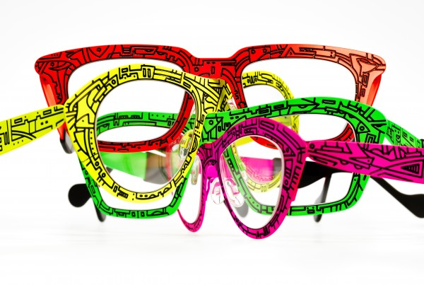 Theo Strook Eyewear Limited Edition