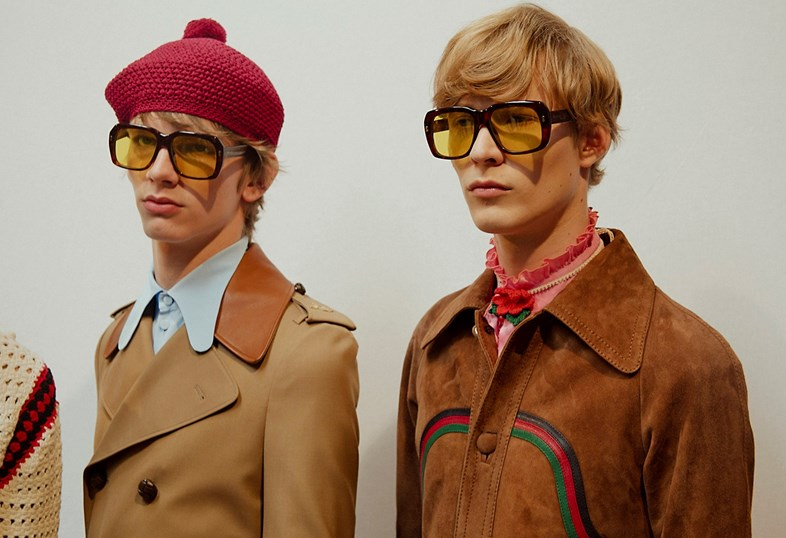 Ultimate 70's Party At Gucci