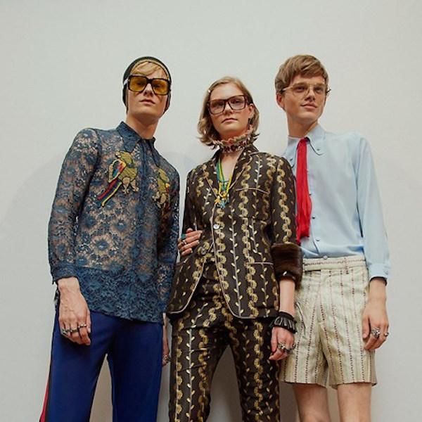 Gucci Spring Summer 16 Eyewear Trend