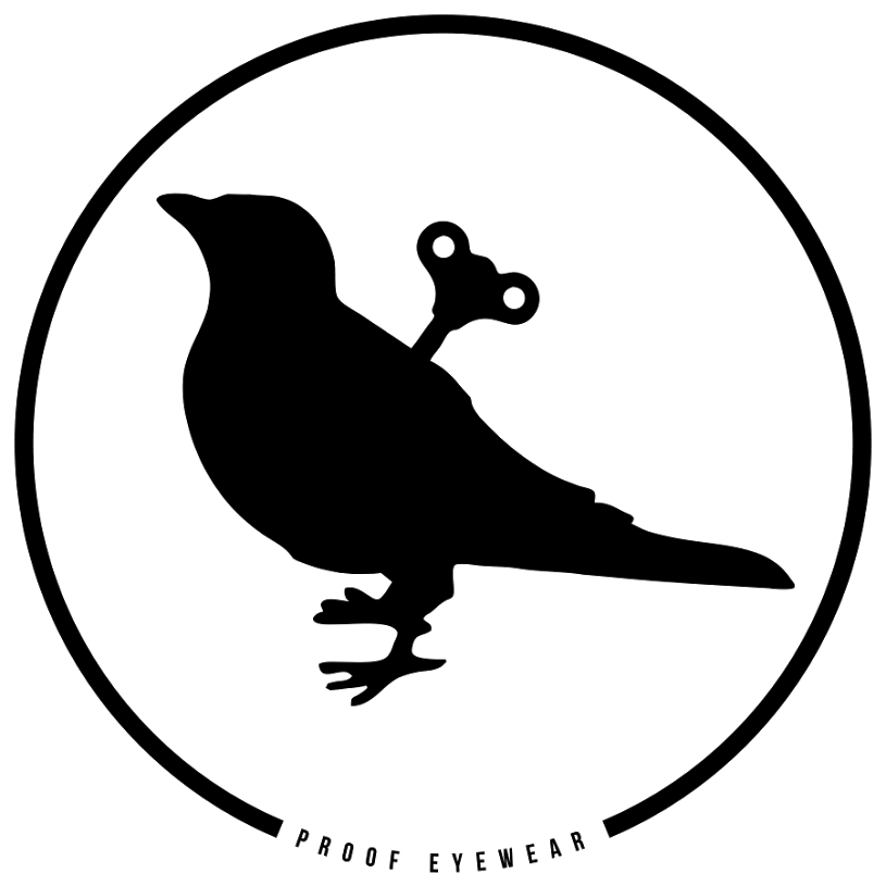 Proof Eyewear logo