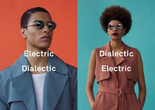 A Shady Duo by Ørgreen eyewear optics
