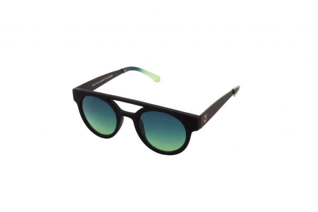 Fashion Glasses Komono x Tomorrowland - Dreyfuss - Teal Gradient