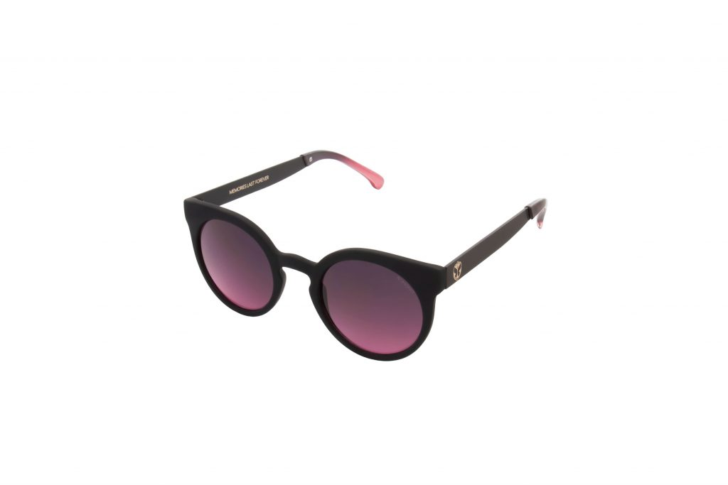 Fashion Glasses Komono x Tomorrowland - Dreyfuss - Teal Gradient