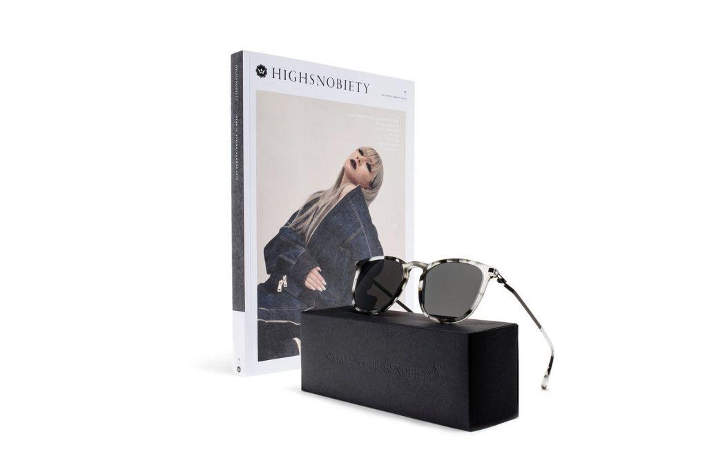 Mykita x Highsnobiety Limited-Edition Sunglasses