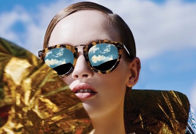 Karen Walker Eyewear Releases campaign for Limited Edition 2016 Superstar Range