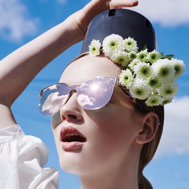 Karen Walker Eyewear Releases campaign for Limited Edition 2016 Superstar Range
