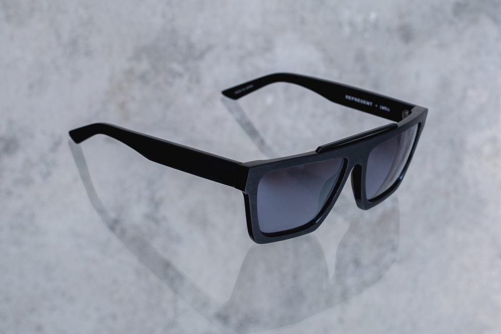 Lura Eyewear Launches Avant Garde All-Black Collection