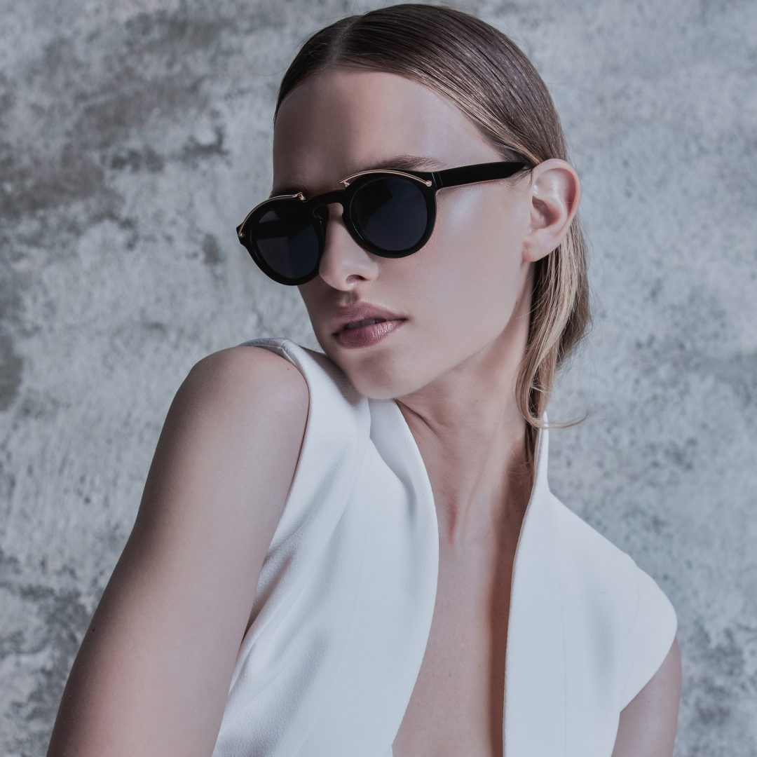 Lura Eyewear Launches Avant Garde All-Black Collection