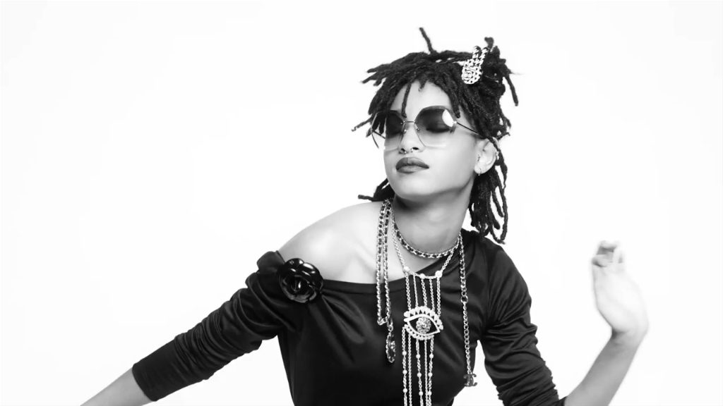 WILLOW SMITH LANDS CHANEL EYEWEAR CAMPAIGN 3