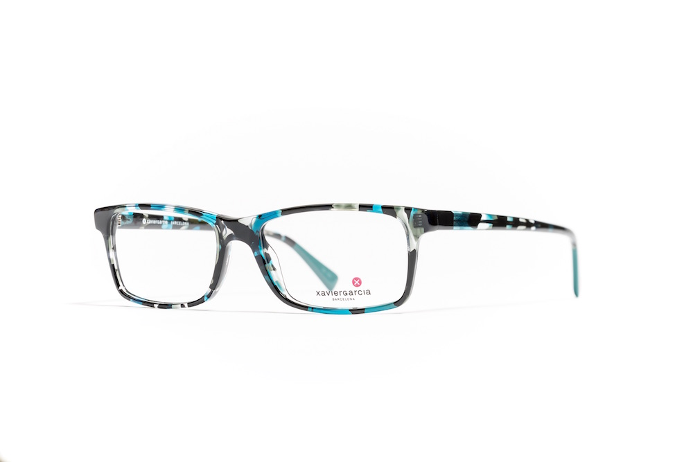 A Declaration of Colours With Xavier Garcia Glasses Eyewear Prescription