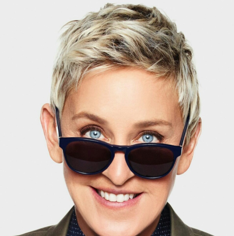 Ellen DeGeneres Launches Eyewear Collection For Ed by Ellen!