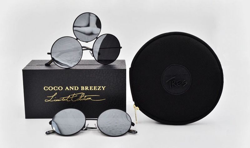 Meet the Twins Behind Coco and Breezy Eyewear