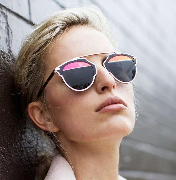 The Latest Sunglasses  bridgeless sunglasses the latest eyewear trend