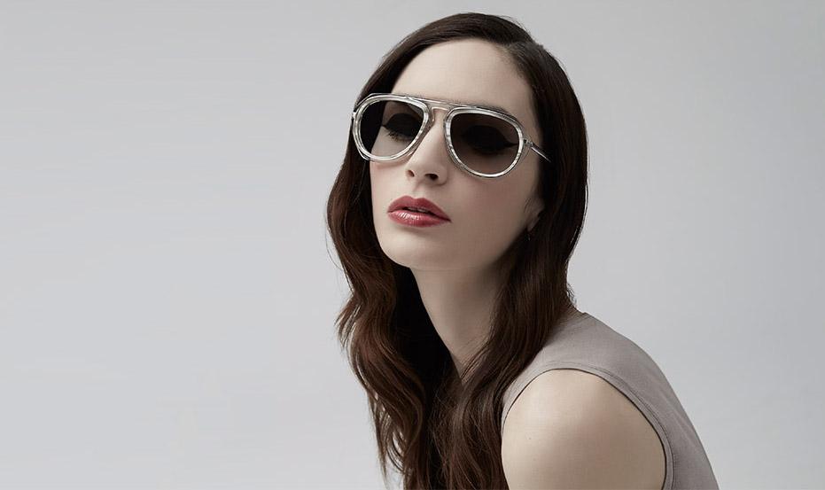 Latest Eyewear Collection from CFDA Designer Blake Kuwahara
