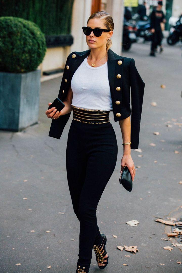 Paris Fashion Week Eyewear Street Style Trends