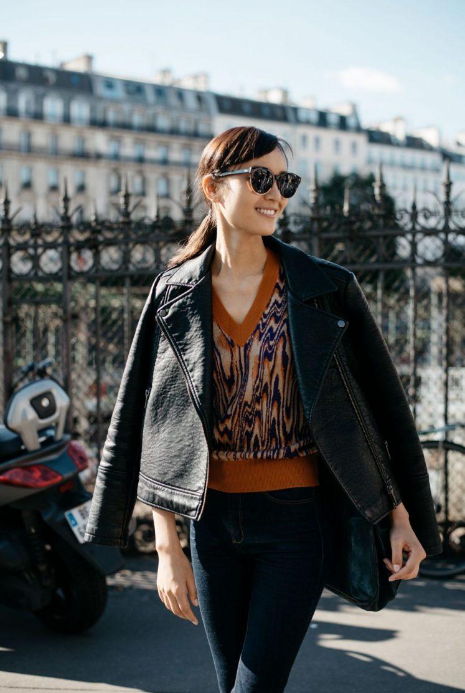 Paris Fashion Week: Eyewear Street Style Trends