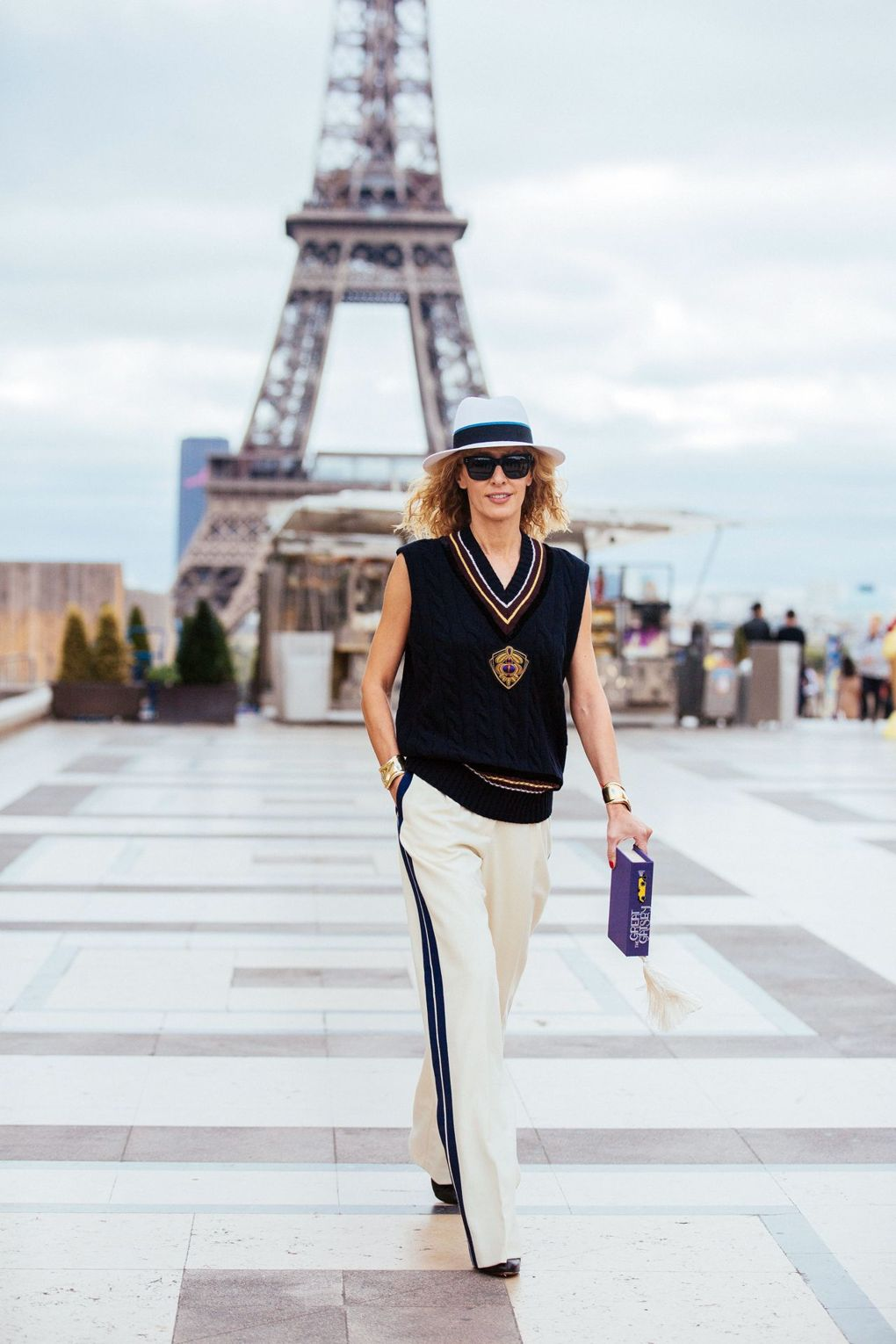 Paris Fashion Week: Eyewear Street Style Trends