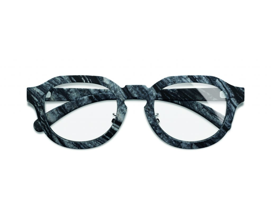 Revolutionary Marble Eyewear by BUDRI