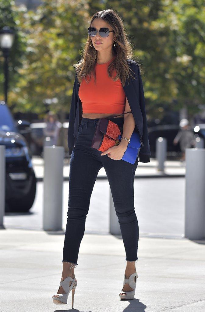 All The Best Celebrity Eyewear Street Style At Fashion Week