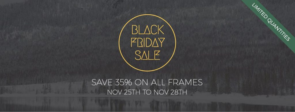 The Best Black Friday & Cyber Monday Eyeglasses Sale!