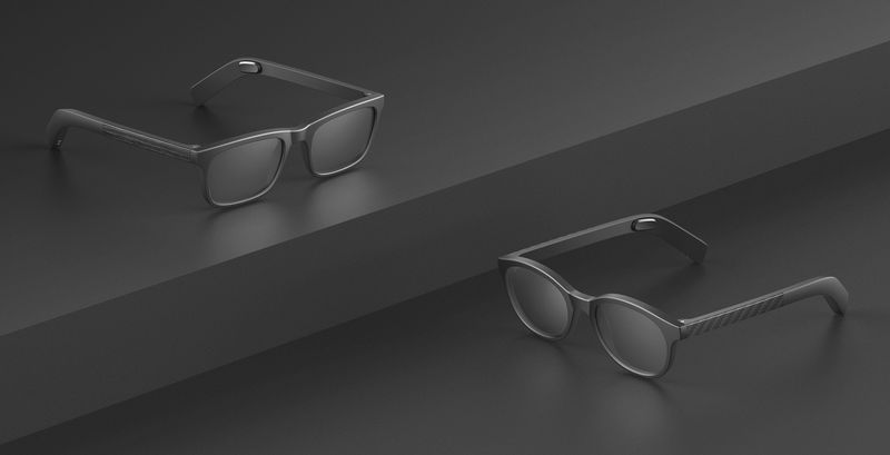 Vue tries to replace your Fitbit, headphones, and prescription glasses