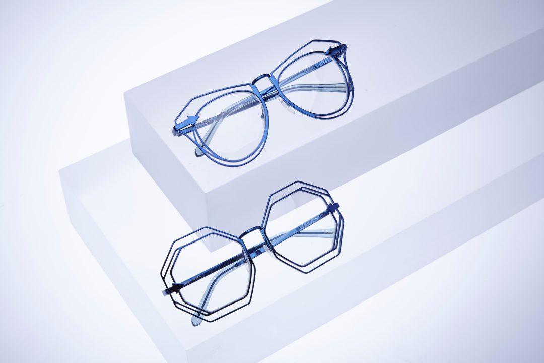 Karen Walker Eyewear launch first 'Clear Lens' collection
