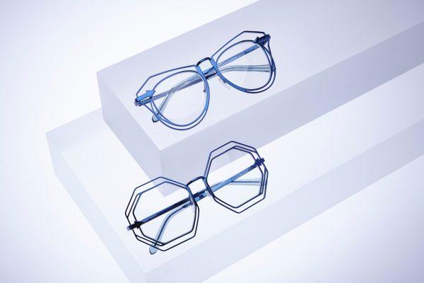 Karen Walker Eyewear launch first 'Clear Lens' collection