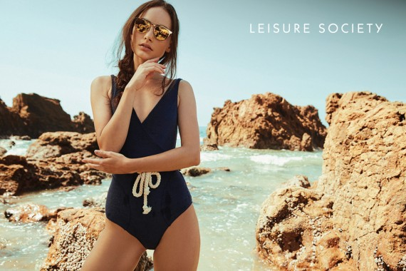 Leisure Society Spring 2016 Campaign: The Tides of Akoya