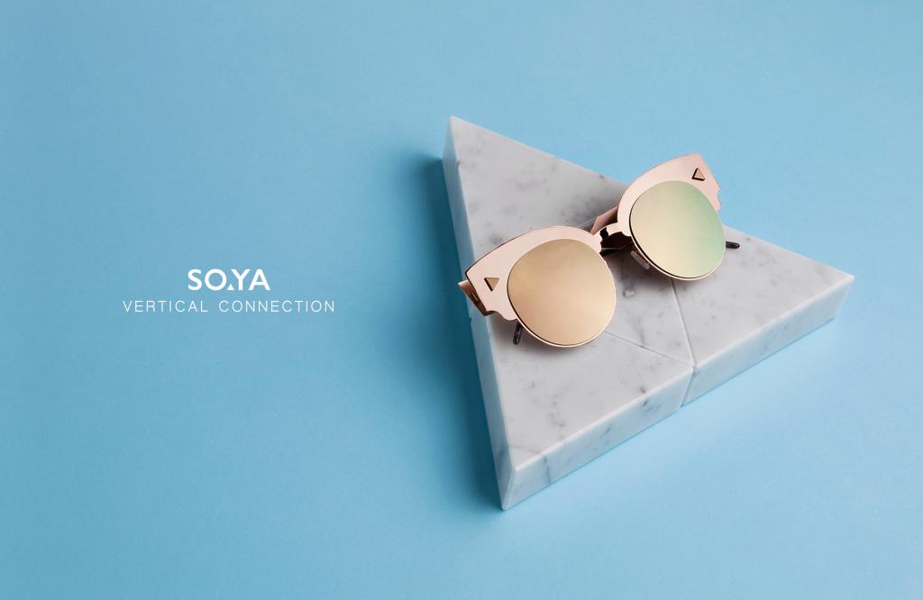 SO▲YA Latest Lightweight Eyewear Collection Fashion Designer Glasses
