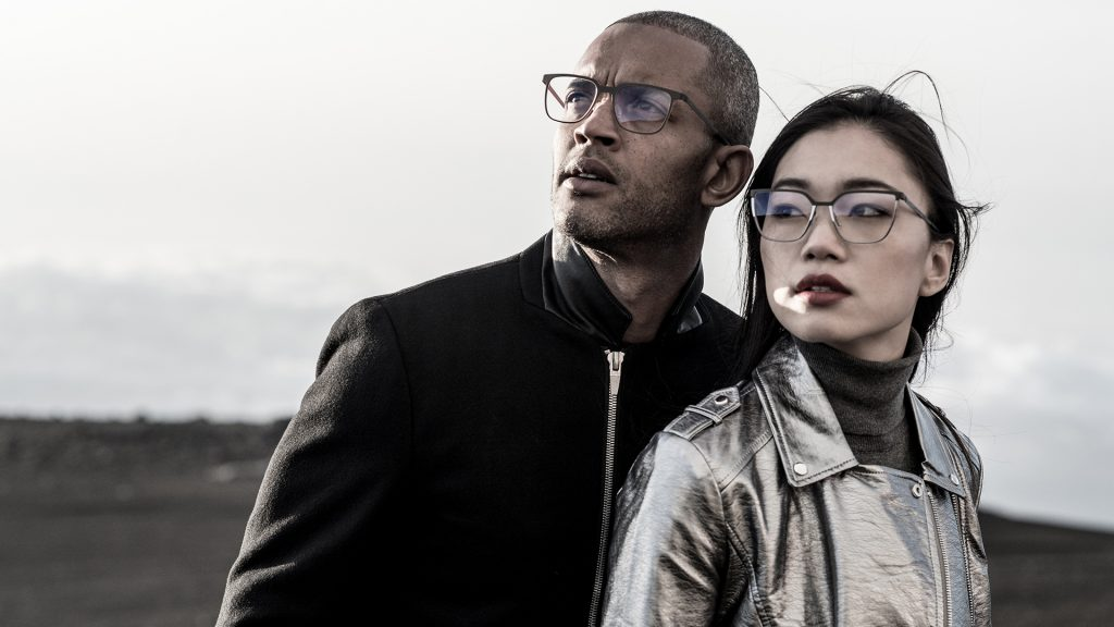Sky's The Limit by BLACKFIN 2017 Collection Eyewear Fashion Trend Glasses Prescription