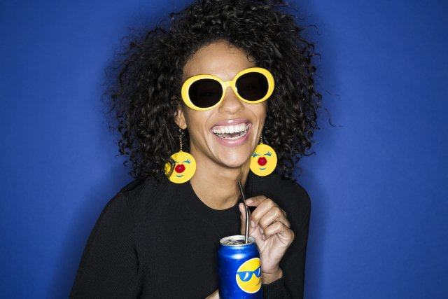 Pepsi X Jeremy Scott Emoji Eyewear