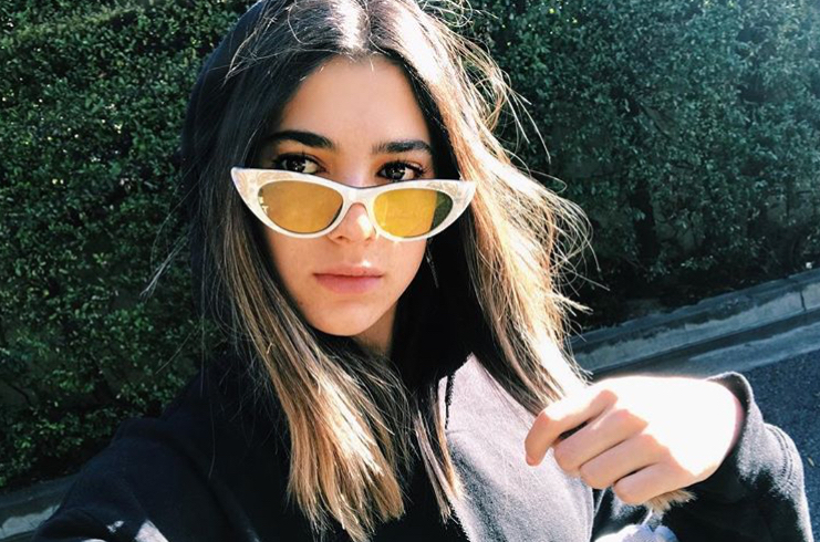 The 10 Eyewear Styles That Blew Up On Instagram in 2016 Influencer Glasses Trend 2017
