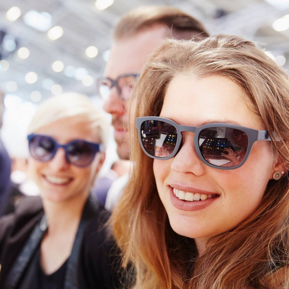 Opti Munich 2017 Trade Show Eyewear Glasses Eyeglasses