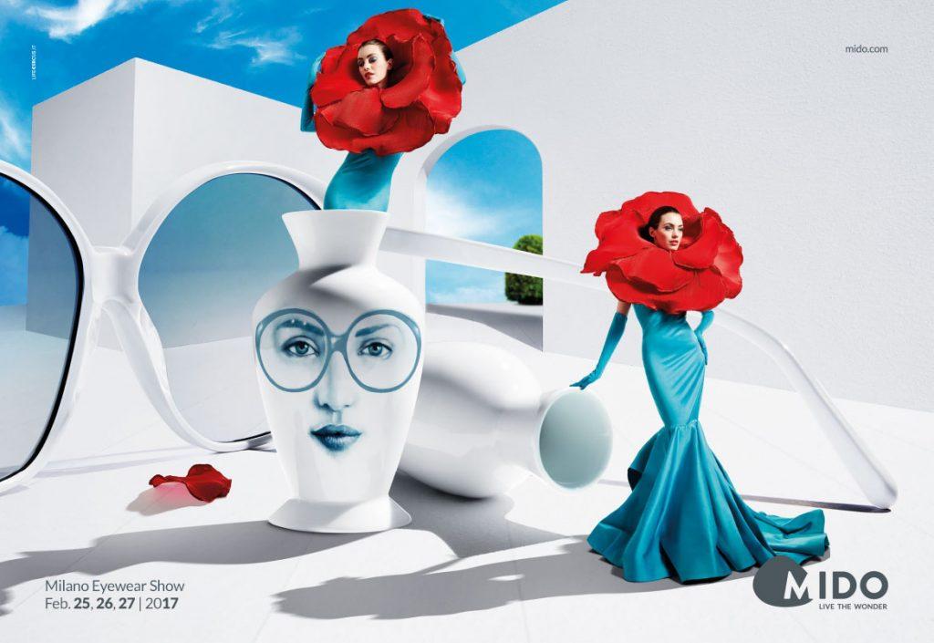 2017 Trade Show Eyewear Glasses Eyeglasses Mido Milan