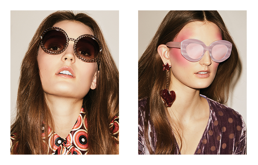 The Latest House of Holland Eyewear Collection for 2017 To Die For