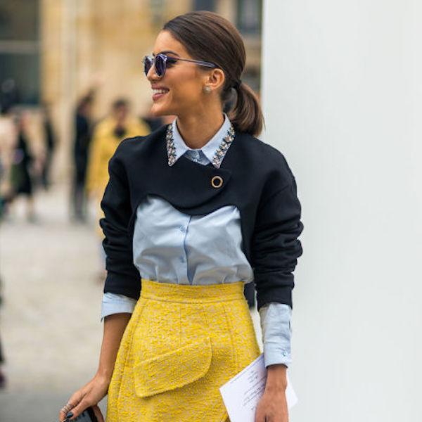 Best Eyewear Spotted at Paris Fashion Week 2017 Trend Glasses Sunglasses
