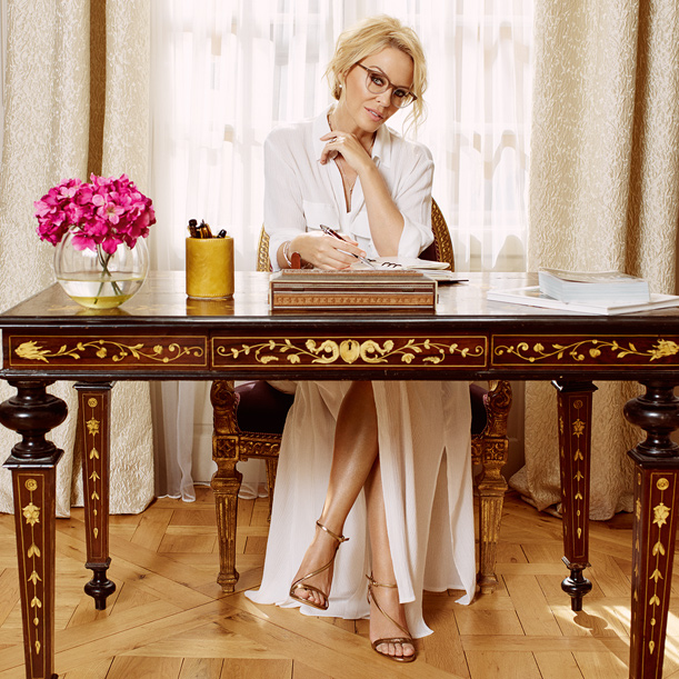 Kylie Minogue First Ever Eyewear Collection in Collaboration with Specsavers