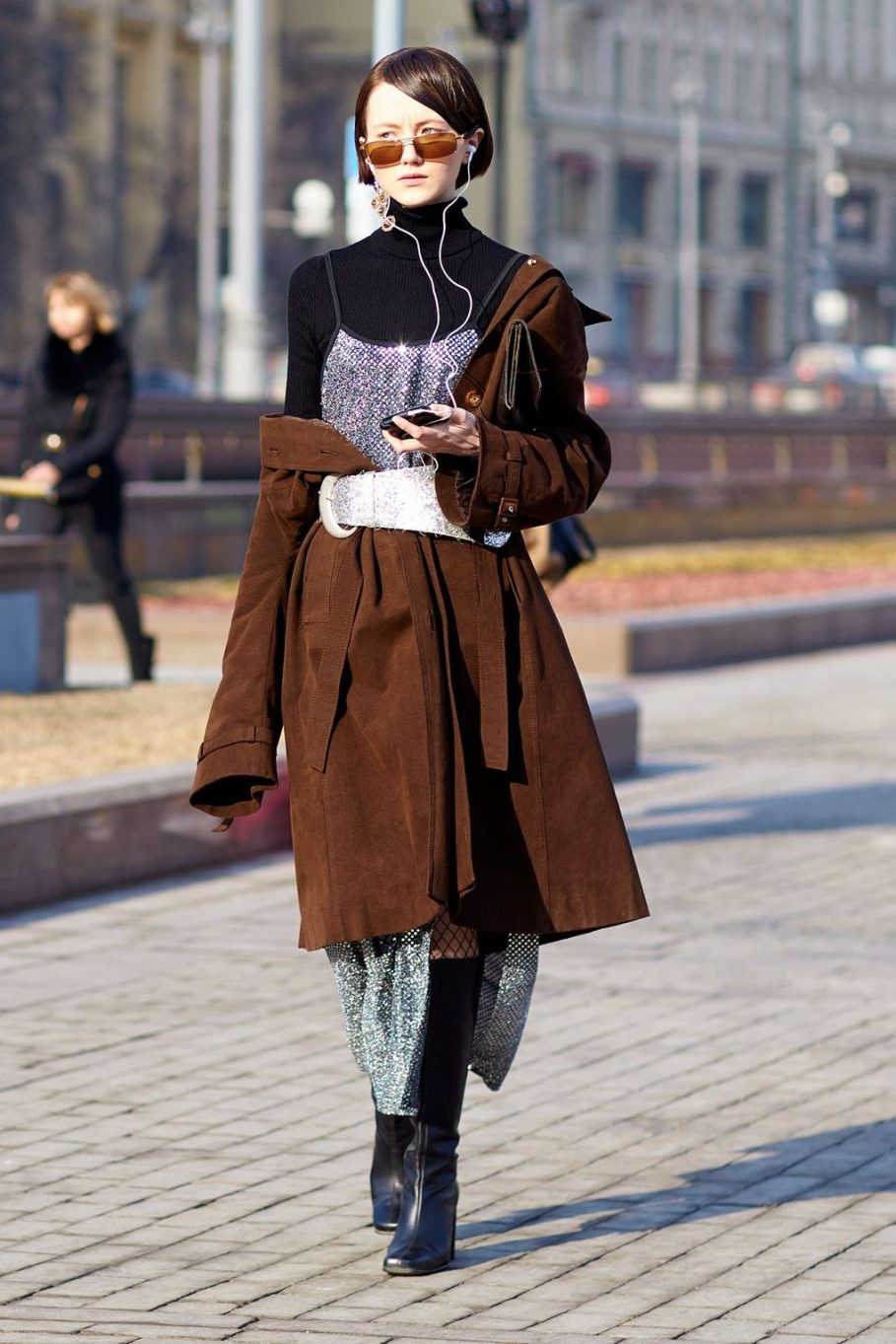 Trendspotting Street Style Eyewear Trends From Russia