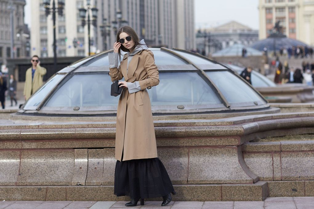 Trendspotting Street Style Eyewear Trends From Russia Fashion Week Fall 2017