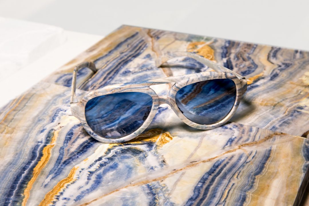 Budri Eyewear Launches Limited Edition Marble Eyewear Special Edition Material Trend Glasses 2017