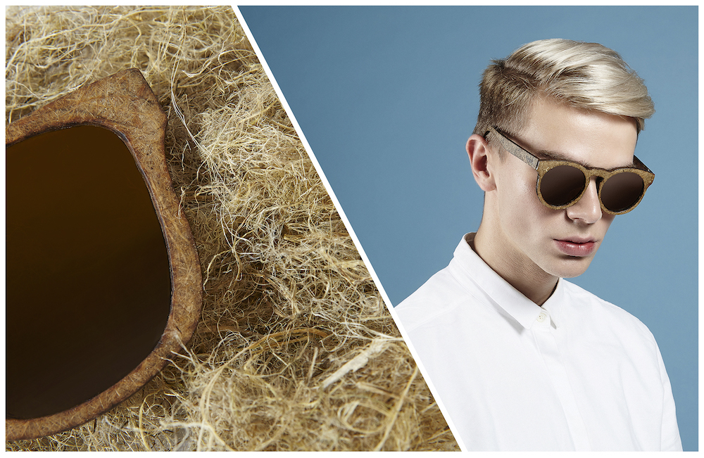Hemp Eyewear's New Collection of Organic Plant Fibre Glasses