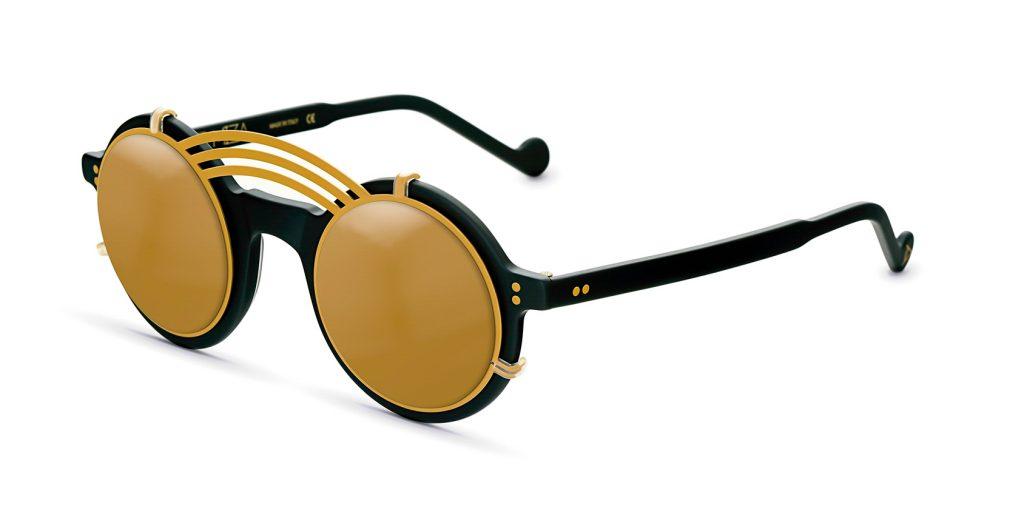 7 Questions With Eyewear Designer Hazim of Azir Miza Eyeglasses Glasses