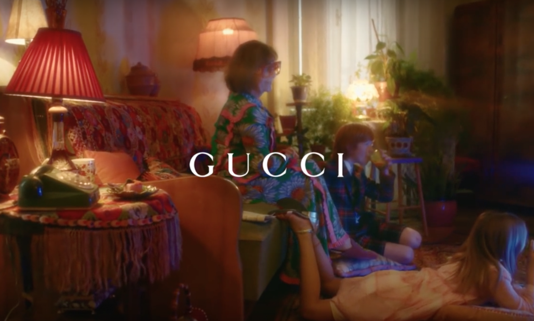 3fd48f4b87a A Dreamy Film by Petra Collins for Gucci s Latest Eyewear Collection 2017